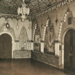 Arabian Room the Park Central