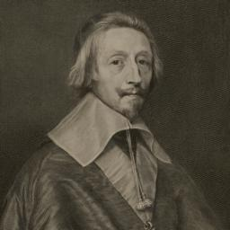 Portrait of Cardinal Armand...