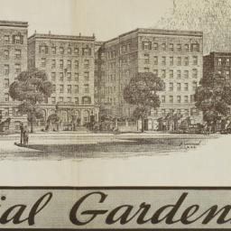 Colonial Gardens, Broadway ...
