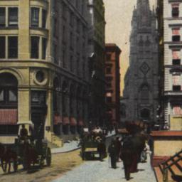 Wall Street, N .Y. City