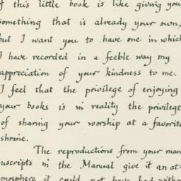 Letter to George Arthur Pli...