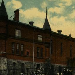 Armory, Yonkers, N. Y.