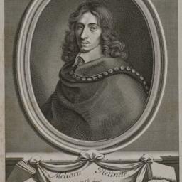 Portrait of John Evelyn (16...