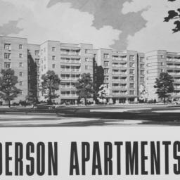 Henderson Apartments, 60-11...