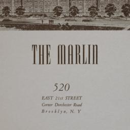 The     Marlin, 520 E. 21 S...