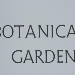 Botanical Gardens, 2960 Dec...
