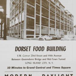 Dorset Food Building, 23 St...