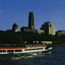 [Circle Line yacht cruising...