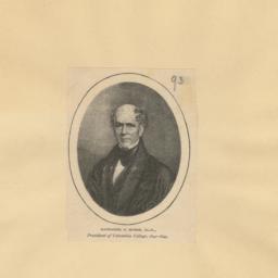 Nathaniel F. Moore, LLD Eig...