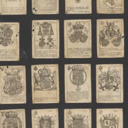 Armorial playing cards