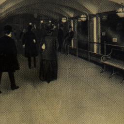 Hudson Tunnels, 14th St. & ...