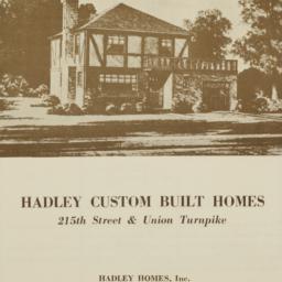 Surrey Estates - Hadley Cus...
