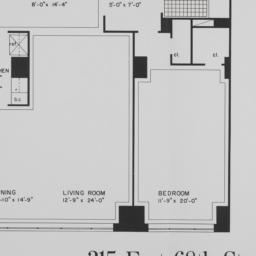 215 E. 68 Street, Apartment D
