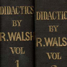 Didactics: Social, Literary...