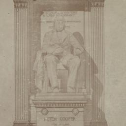 [Peter Cooper Monument]