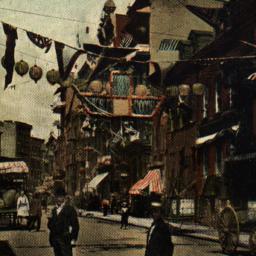 Chinatown (Mott Street), Ne...
