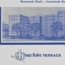 Kings Oaks Terrace, Avenue ...