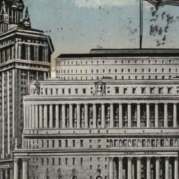 New Court House, New York.
