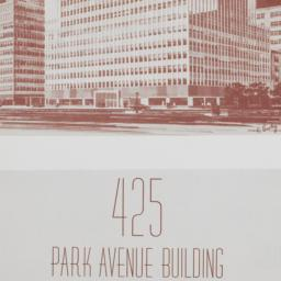 425 Park Avenue, 15th Floor