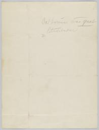 Page 1, Verso