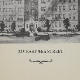 225 East 54th Street