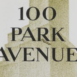 100 Park Avenue, Welcome To...