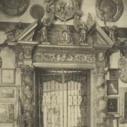 Studio doorway: House of th...