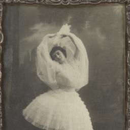 Anna Udal'tsova in Ballet P...