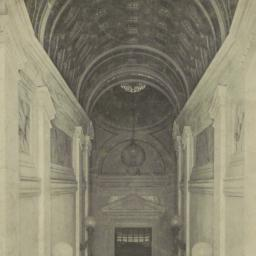 Entrance hall, Library, New...