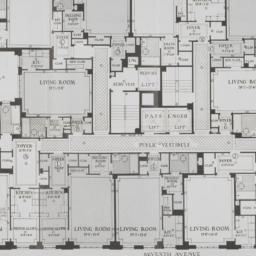 56 Seventh Avenue, Plan Of ...