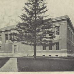 Architectural Building, Har...