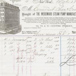 Woodward Steam Pump Manufac...