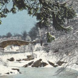 Bridge Over Lake Central Pa...