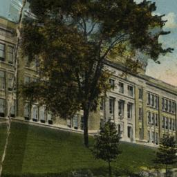 High School, Mt. Vernon N. Y.