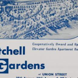 Mitchell Gardens, Union Str...