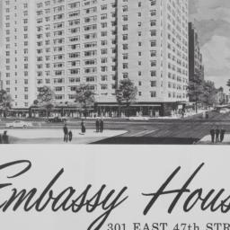 Embassy House, 301 East 47t...