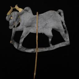 Bull Rod Puppet
