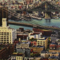Brooklyn and Manhattan Brid...