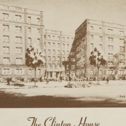 The     Clinton House, 657-...
