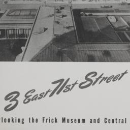 3 E. 71 Street