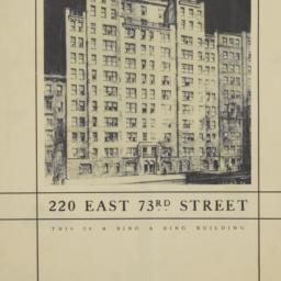 220 E. 73 Street, 220 East ...