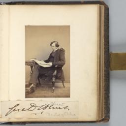 Gerald Blunt, Seated Readin...