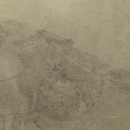NYU. [Bronx Campus, aerial ...