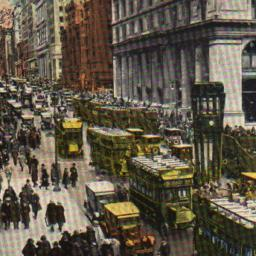 5th Ave. Traffic, Showing S...
