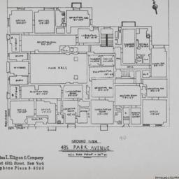 485 Park Avenue, Ground Floor