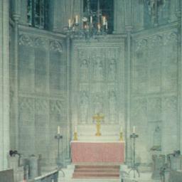 St. Ansgar's Chapel the Cat...
