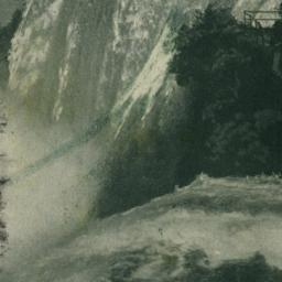 American Falls and Goat Isl...