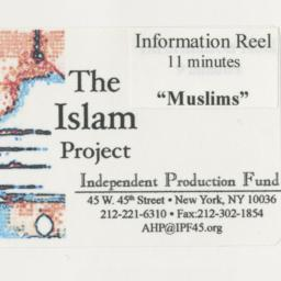 The     Islam Project: Musl...