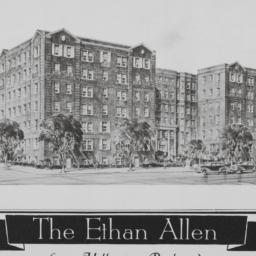 The     Ethan Allen, 67-70 ...