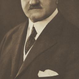 Wilbert Webster White portrait
